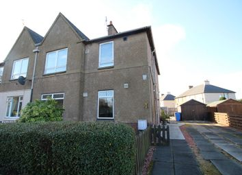 Thumbnail 2 bed flat for sale in 118 Newhouse Road, Grangemouth