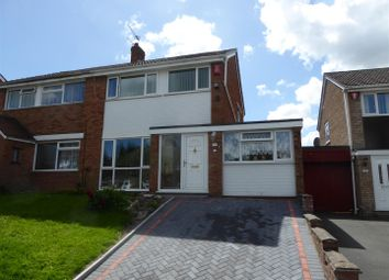 Thumbnail 3 bedroom semi-detached house for sale in Pool Road, Trench, Telford