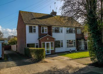 Thumbnail 5 bed semi-detached house for sale in Monmouth Close, Coventry