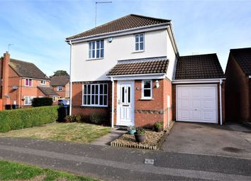 Thumbnail 3 bed detached house for sale in Granary Road, East Hunsbury
