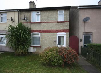 Thumbnail 3 bed semi-detached house to rent in Queens Road, Spalding