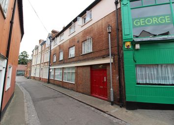 Thumbnail Studio to rent in George Street, Colchester