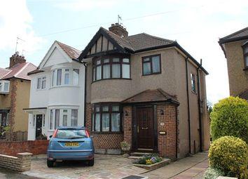 Thumbnail 3 bed semi-detached house for sale in Pembroke Avenue, Harrow