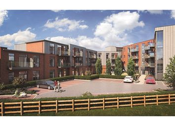 Thumbnail 1 bed flat for sale in Springfields, School Lane, Ashby-De-La-Zouch, Leicestershire