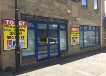 Thumbnail Retail premises to let in 80/86 North Street, Keighley