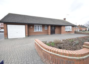 Thumbnail 2 bed detached bungalow for sale in High Road, Laindon