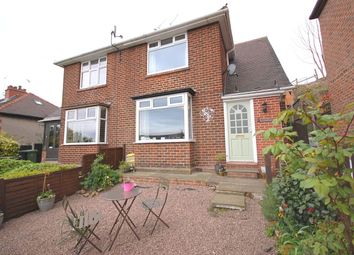 Thumbnail 3 bed semi-detached house for sale in The Fleet, Belper