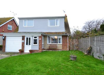 Thumbnail 3 bed detached house for sale in Russell Drive, Whitstable