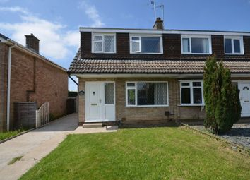 Thumbnail 3 bed semi-detached house for sale in 3 Arundel Street, Garforth, Leeds