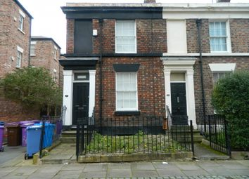 Thumbnail 4 bedroom shared accommodation to rent in Egerton Street, Canning, Liverpool