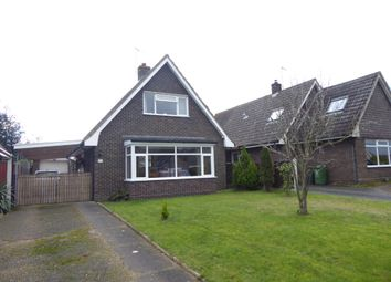 Thumbnail 2 bed detached house to rent in Royden Way, Fleggburgh, Great Yarmouth