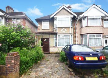 Thumbnail 3 bed semi-detached house for sale in Park Lane, South Harrow, Harrow