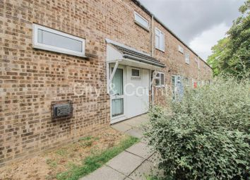Thumbnail 3 bed end terrace house for sale in Odecroft, Ravensthorpe, Peterborough