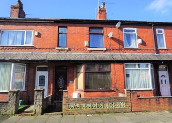 Thumbnail 2 bed terraced house for sale in Gilbert Street, Manchester