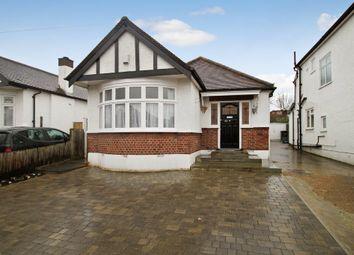 Thumbnail 3 bed detached bungalow to rent in Elmbridge Avenue, Berrylands, Surbiton