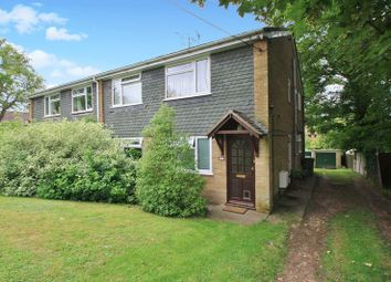 Thumbnail 2 bed flat for sale in Springhill Road, Goring, Reading