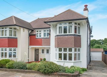 Thumbnail 5 bedroom semi-detached house for sale in Harland Avenue, Sidcup