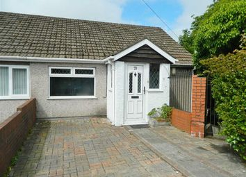 Thumbnail 4 bedroom semi-detached house for sale in Penygraig Road, Townhill, Swansea