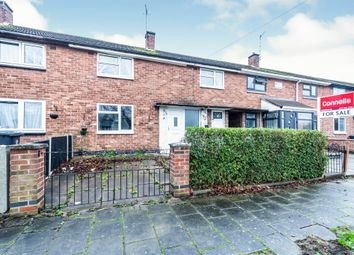 3 bed terraced house for sale in Coleman Road, Rowlatts Hill, Leicester LE5