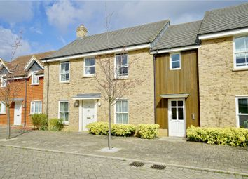 Thumbnail 2 bedroom flat for sale in Fox Brook, St. Neots, Cambridgeshire