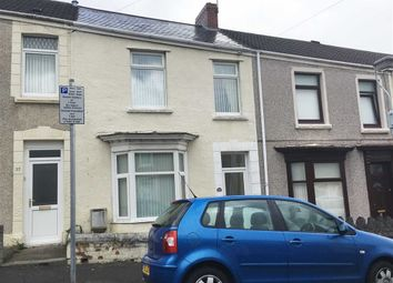 Thumbnail 2 bedroom terraced house for sale in Monterey Street, Swansea
