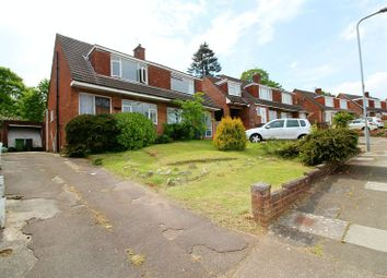 Thumbnail 3 bedroom semi-detached house for sale in Carisbrooke Way, Cardiff