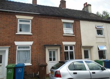 Thumbnail 2 bed terraced house for sale in County Road, Stafford