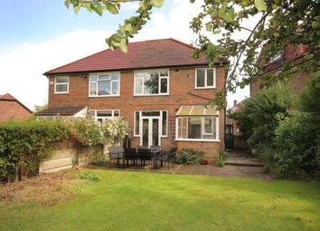Thumbnail 3 bed semi-detached house for sale in Greystones Close, Sheffield, South Yorkshire