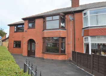 Thumbnail 4 bed semi-detached house for sale in Chesterton Grove, Droylsden, Manchester