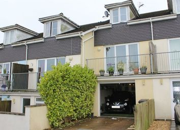 Thumbnail 2 bed terraced house for sale in Lord Nelson Drive, Dartmouth, Devon