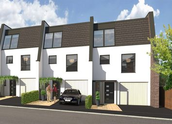 Thumbnail 4 bed town house for sale in Lansdown Villas, Church Road, Cheltenham, Glos