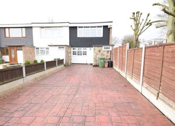 Thumbnail 1 bed terraced house to rent in Church Road, Basildon