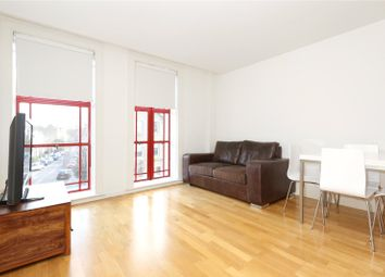 Thumbnail 1 bed flat to rent in Eaststand Apartments, Highbury Stadium Square, London
