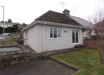 Thumbnail 1 bed semi-detached bungalow for sale in Landreath Place, St. Blazey, Par
