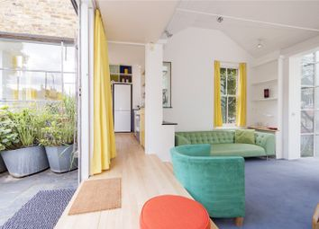 Thumbnail 3 bed end terrace house to rent in Doughty Mews, London
