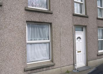 Thumbnail 2 bed terraced house to rent in Marble Hall Road, Milford Haven