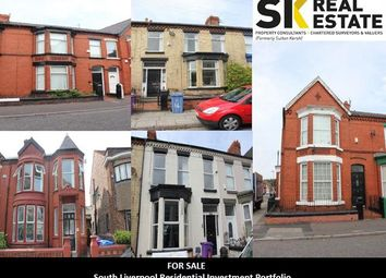 Thumbnail Commercial property for sale in South Liverpool Residential Investment Portfolio, Liverpool