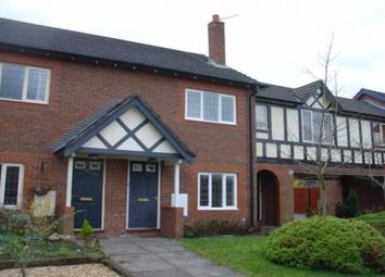 Thumbnail 2 bed mews house to rent in Claremont Close, Davenham, Northwich