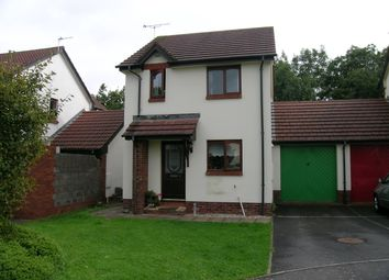 Thumbnail 2 bed link-detached house to rent in Pathfield Close, Roundswell