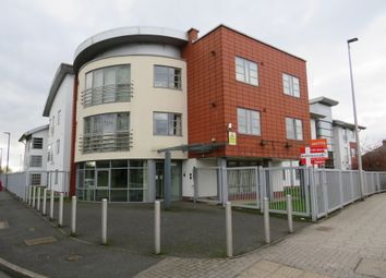 Thumbnail 2 bed flat for sale in The Courtyard, Wood Lane, West Bromwich