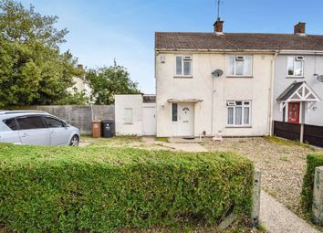 Thumbnail 3 bed semi-detached house for sale in Willow Brook Road, Corby, Northamptonshire