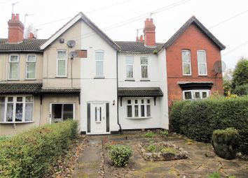 Thumbnail 4 bed terraced house for sale in Hillary Street, Walsall