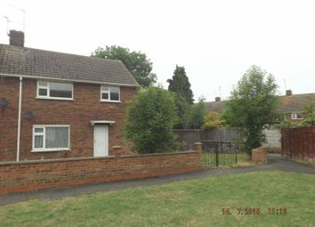 Thumbnail 3 bed semi-detached house to rent in Mallery Close, Rushden