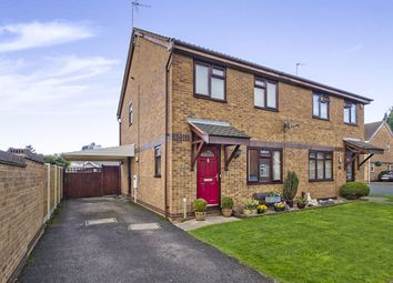 Thumbnail 3 bed semi-detached house for sale in Eliot Close, Long Eaton, Nottingham