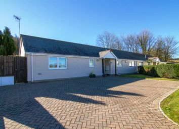 Thumbnail 3 bed semi-detached bungalow for sale in Cwrt Griffin, Rudry, Nr Caerphilly