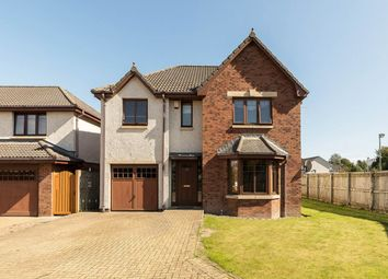 Thumbnail 4 bed detached house for sale in Cragganmore Place, Perth