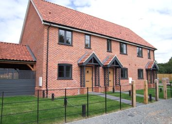 Thumbnail 2 bed end terrace house for sale in Bickers Hill, Laxfield, Woodbridge