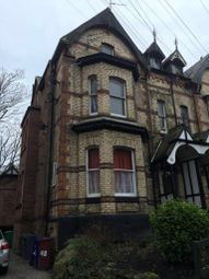 Thumbnail 1 bed flat to rent in Demesne Road, Whalley Range, Manchester