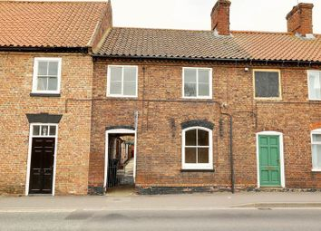 Thumbnail 3 bedroom terraced house for sale in Holydyke, Barton-Upon-Humber