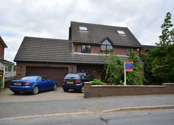 Thumbnail 5 bedroom detached house for sale in Simister Lane, Manchester